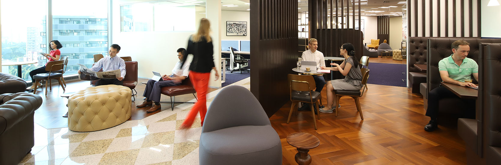 Dallas Offices Rosewood Court | Servcorp