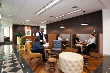 Virtual Offices & Coworking Spaces for Rent | Servcorp